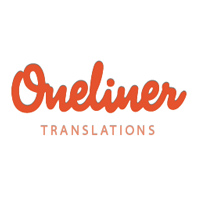 Visit Oneliner Translations at the Language Market