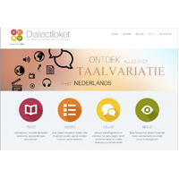 Visit Dialectloket at the Language Market